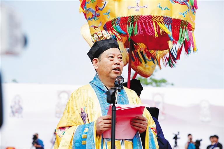 陆文荣:坚持中国化方向 引领道教健康发展