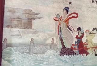 江西麻姑山仙都观也称麻姑庙 道教第十福地