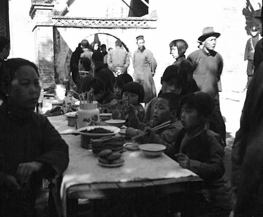 北京白云观珍藏老照片 白云古观的旧时回忆