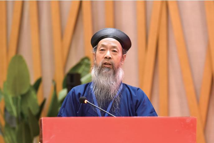 《中国宗教》专访中国道教协会第十届理事会李光富会长