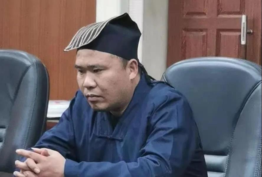 谭远新道长 郴州市道教协会副会长