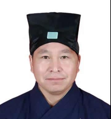 袁明波道长 郴州市道教协会副会长