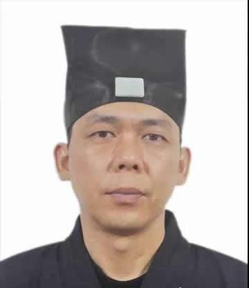 朱蕴明道长 郴州市道教协会副会长 苏仙岭景星观管理委员会副主任