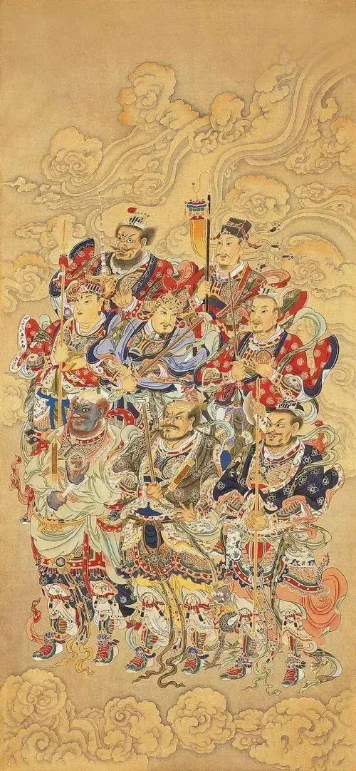 为什么道教神仙中那么多元帅和将军?