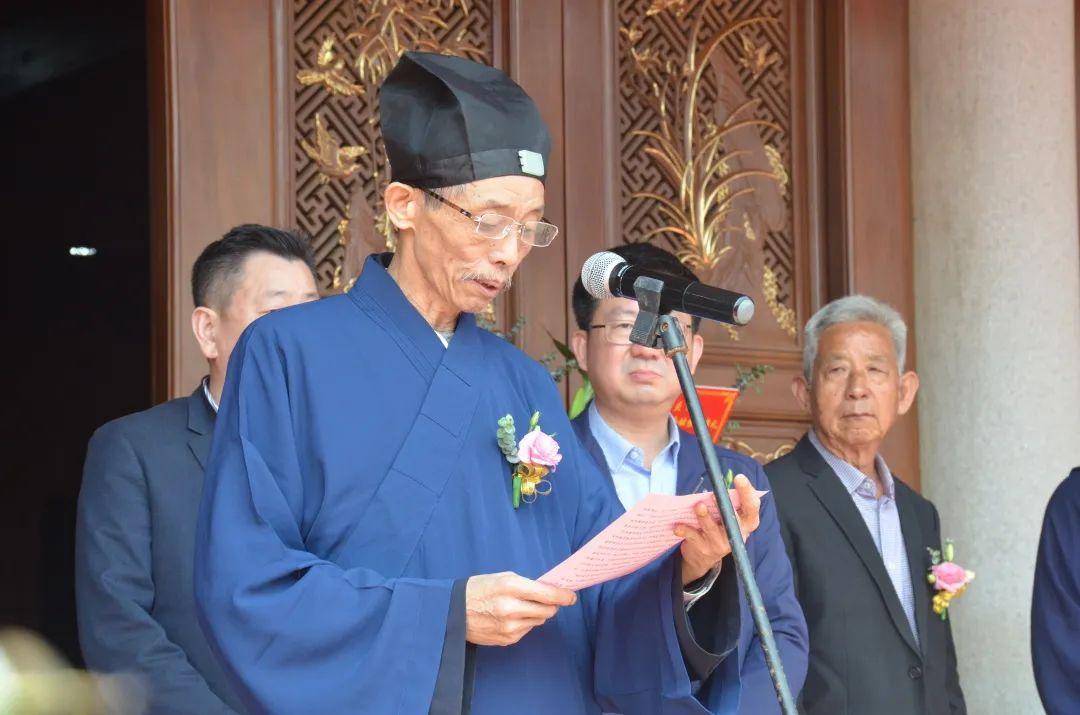 晋江市道教协会会长蔡灿辉道长 对自己信仰忠诚,对广大信教群众忠诚!