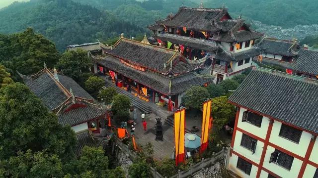 青城山道教都会举行药王会为期三天,青城山药王庙会来了!