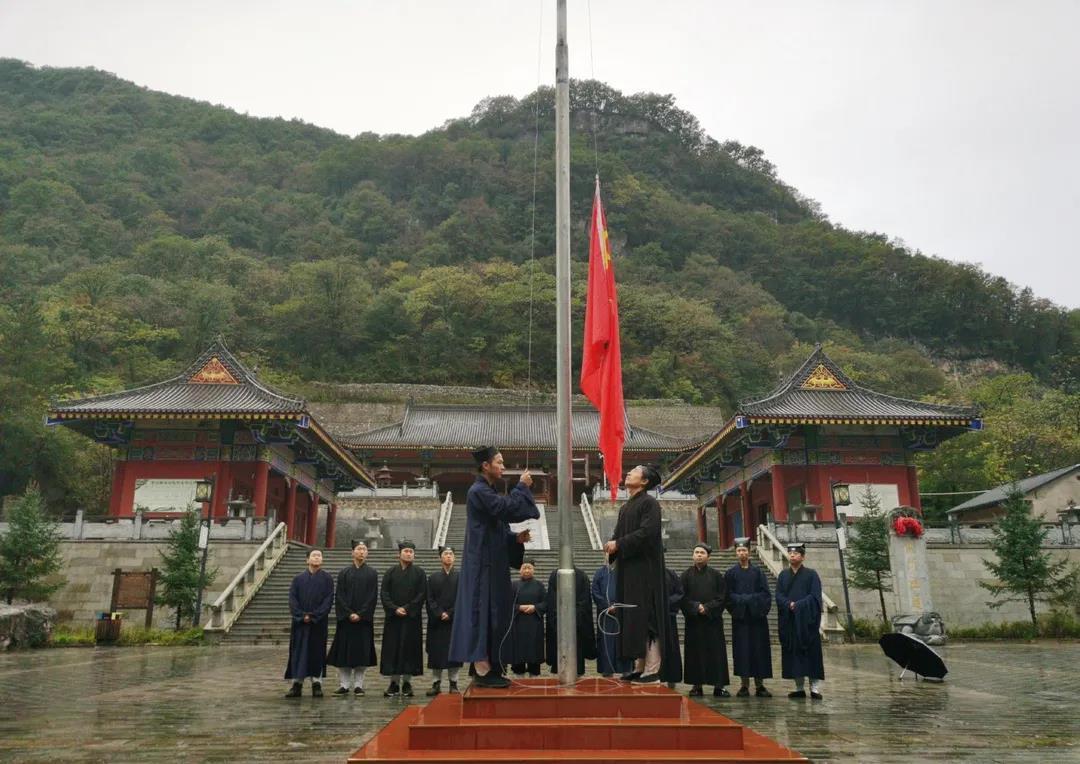 陇县道教协会举办庆祝中国共产党成立一百周年活动1.jpg