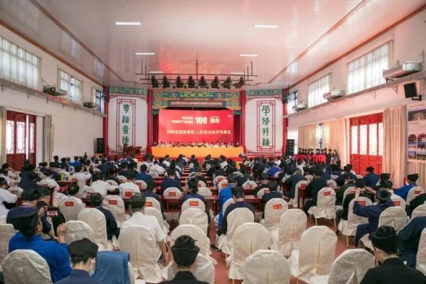 常德市道教协会会长李嘉志道长:道教中国化